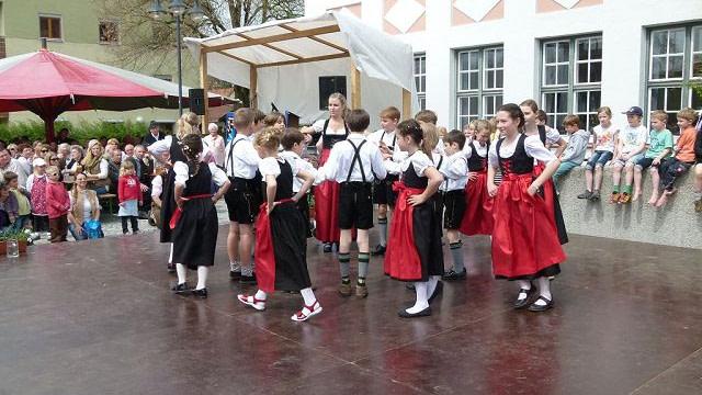Kindertanzgruppe – Reloaded am 19.9.2019