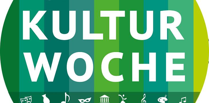 Unsere Veranstaltungen in der Kulturwoche 2020