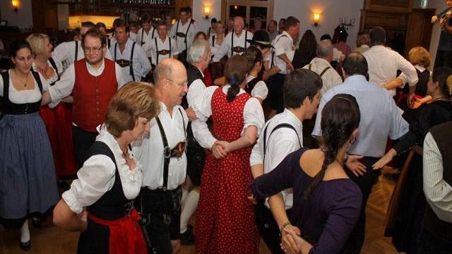 Boarisch Tanzen 2009