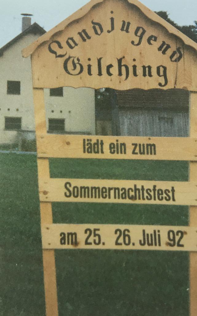 Sommernachtsfest 92