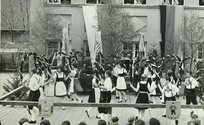 Maifeier 1968