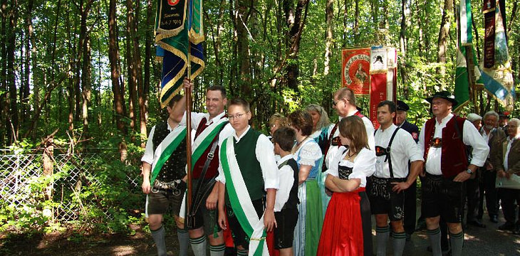 Waldmesse Forstenried '11
